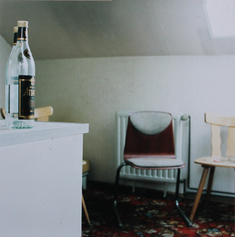 Bar, 2002, photography, 25 × 25 cm,