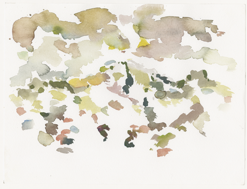 2015-09-01_39-4_16-8_pietrapaola_paese, water colour, 24 x 32 cm (Kirsten Kötter)